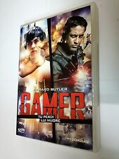 Gamer (azione 2009) DVD film di Mark Neveldine con Gerard Butler