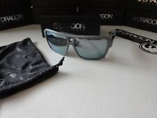 Dragon The Jam Matte Cement Pearl Ion Sunglasses NIB