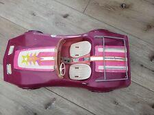 Vintage Mattel Barbie 1975 Starvette - Purple Corvette