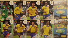 LOT 8 Panini Adrenalyn XL Brasil World Cup 2014 ECUADOR  TEAM
