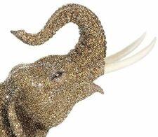 Swarovski Crystal Myriad Matang Elephant Limited Edition Hugel Mint in Box