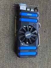 MSI GTX 660 TI 2gb GDDR Ram