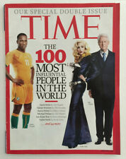 Time Magazine May 10, 2010 The 100 Most Influential People In The World No Label