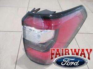 18 thru 21 Expedition OEM Genuine Ford Tail Lamp Light RH Passenger LED