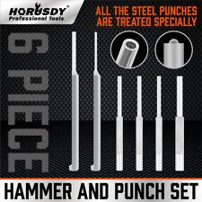6pc Roll Pin Starter Amp Bolt Catch Install Punch Set 116 564 332 18 532