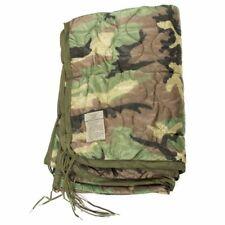 *New* Usgi Woodland Camo Poncho Liner Woobie Blanket