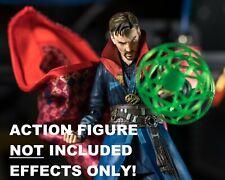 Dr Strange Time Spell (Set of 2) EFFECT ONLY Marvel Legends, 1/12