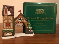 Department 56 Dickens Series ~ Postern ~ Dept Heritage Village 10 yr Anniv New!