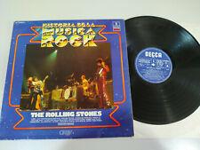 """The Rolling Stones Spain Edition 1981 DECCA - LP Vinilo 12"""" VG/VG"""