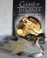 Game Of Thrones GOT Official Collectors Models Viserion Dragon Model EAGLEMOSS