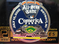 2005 MLB All Star Game Comerica Park Pin