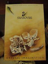 Swarovski Catalog,  Crystal Imagination 1998