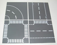 Lego ® Plaque Base Route City 32x32 Plate Platten Choose Road 10700 / 3811 NEW