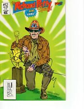 Legends of NASCAR Comic #12 Signed by Richard Petty, the King of NASCAR.