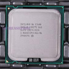 Intel Core Duo 2 e7600 slgtd CPU Processor 1066 MHz 3.06 GHz LGA 775/socket T
