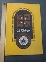1970's Vtg Original Menu EL CHICO Mexican Restaurant Location Unknown