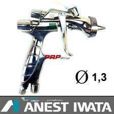 Spray Gun Anest Iwata Ws 400 Evo Clear 13 Hd Pro Kit By Pininfarina