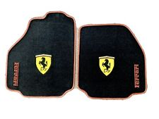 FERRARI 458, 488 Custom Floor Mats