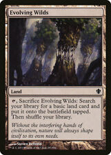 Magic MTG Tradingcard Commander 2013 Evolving Wilds 287/356