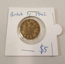 British Three Pence 1942 - RT108341**