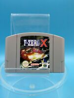 jeu video nintendo 64 loose BE EUR F zero