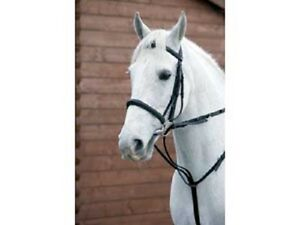 HY MARKET HARBOROUGH FOR HORSES BROWN OR BLACK IN COB/FULL BUCKLE FASTENING