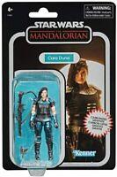 "Cara Dune Carbonized Star Wars 3.75"" The Mandolorian Kenner 10 cm Figur Hasbro"