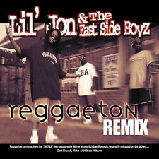 Lil Jon & The Eastside Boy Reggaeton Remix FACTORY NEW CD! FREE 1ST CLASS SHIP!!