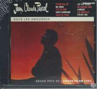 CD Jean Claude PASCAL Nous les Amoureux NEUF
