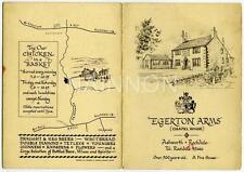 EGERTON ARMS (CHAPEL HOUSE) - Ashworth - Rochdale, Lancs  No date - poss. 1960's