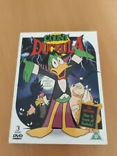 Count Duckula The Complete Series 1 DVD 3 DISC BOX SET - Free Post