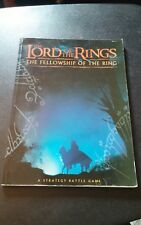 The Lord of the Rings: The Fellowship of the Ring: A Strategy Battle Game