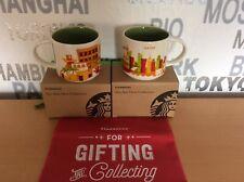 Starbucks City You Are Here 🇶🇦 Qatar 14 Oz/414ml  1 Tasse Mug