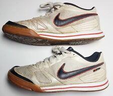 NIKE AIR GATO Indoor Shoes Mens Size US 7  ~ UK 6 EU 40 Football 324784-106 Rare