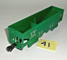 VINTAGE MARX LV 21913 GREEN GONDOLA CAR GOOD 41