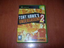 TONY HAWK´S UNDERGROUND 2 XBOX (PAL ESPAÑA MUY BUEN ESTADO)