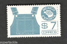 Mexico SCOTT #1122a Mexico Exporta $7 Correos  MH stamp