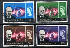 ASCENSION     1966    Churchill set       used