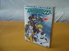 Mobile Suit Gundam 00: Season 1, Part 3 (DVD, 2009, 2-Disc Set, Sp Ed, New)