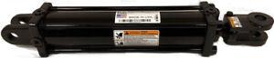"""PRINCE Hydraulic Tie Rod Cylinder B400200ABACA07B 4""""Bore 20"""" Stroke 300 PSI"""
