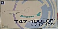 Boeing B747-400LCF Dreamlifter & B747-400 - Scala 1:400 Die Cast - Dragon