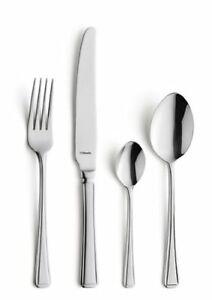 Amefa Monogram Harley 16 Piece 4 Person Cutlery Set Gift Boxed 25 Year Guarantee