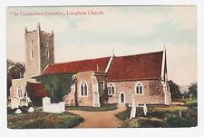 "Langham,U.K.Parish Church,""In Constable's Country"",Norfolk,c.1 909"