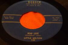 Original R & B Blues 45 : Little Milton ~ My Baby Pleases Me ~ Bobbin 120