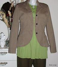 NOA NOA Jacke Blazer Consign Cotton M 38 Jacke Beige Baumwolle cotton NEU