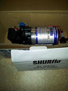 Shurflo Trail King Water Pump 7L 20psi 12 Volts Caravan / Motorhome