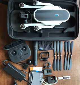 GoPro Karma Drone Including HERO6 GoPro Camera and Accessories.