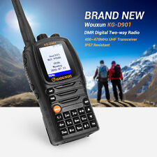 Wouxun KG-D901 Waterproof UHF400-470MHz Digital Mobile Radio DMR Two Way Radio