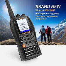 Wouxun KG-D901 Waterproof UHF400-470MHz Digital Mobile Radio DMR Two Way Radio