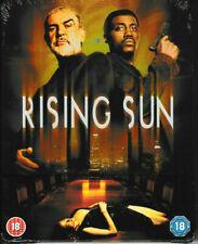Rising Sun - Limited Edition STEELBOOK - Blu Ray - Brand New & Sealed